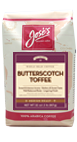 Joses Coffee Butterscotch Toffee
