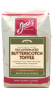 Joses Coffee Decaffeinated Butterscotch Toffee